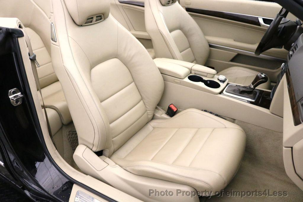 2011 Mercedes-Benz E-Class CERTIFIED E350 AMG Sport Package CAMERA NAVI - 17365777 - 36
