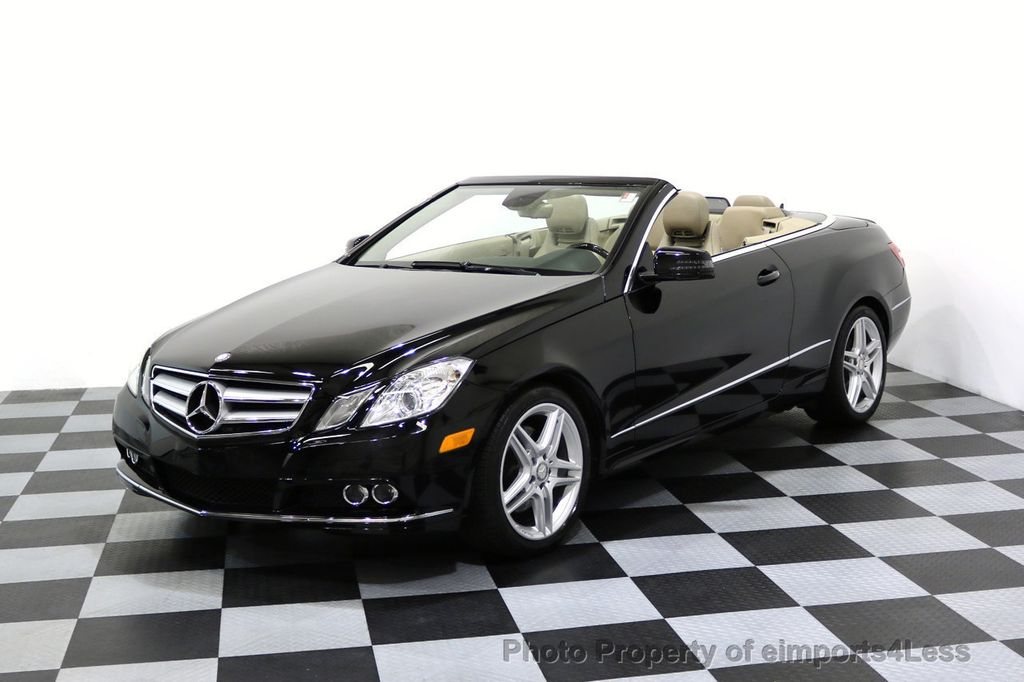 2011 Mercedes-Benz E-Class CERTIFIED E350 AMG Sport Package CAMERA NAVI - 17365777 - 41