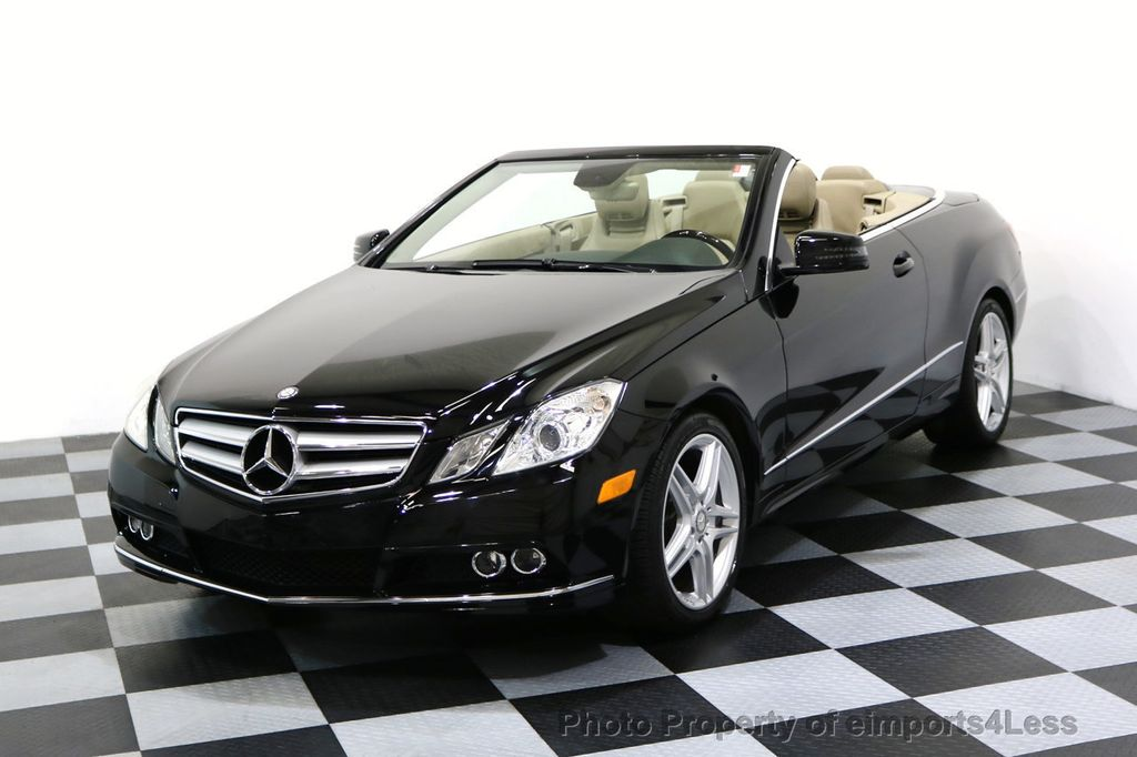 2011 Mercedes-Benz E-Class CERTIFIED E350 AMG Sport Package CAMERA NAVI - 17365777 - 42