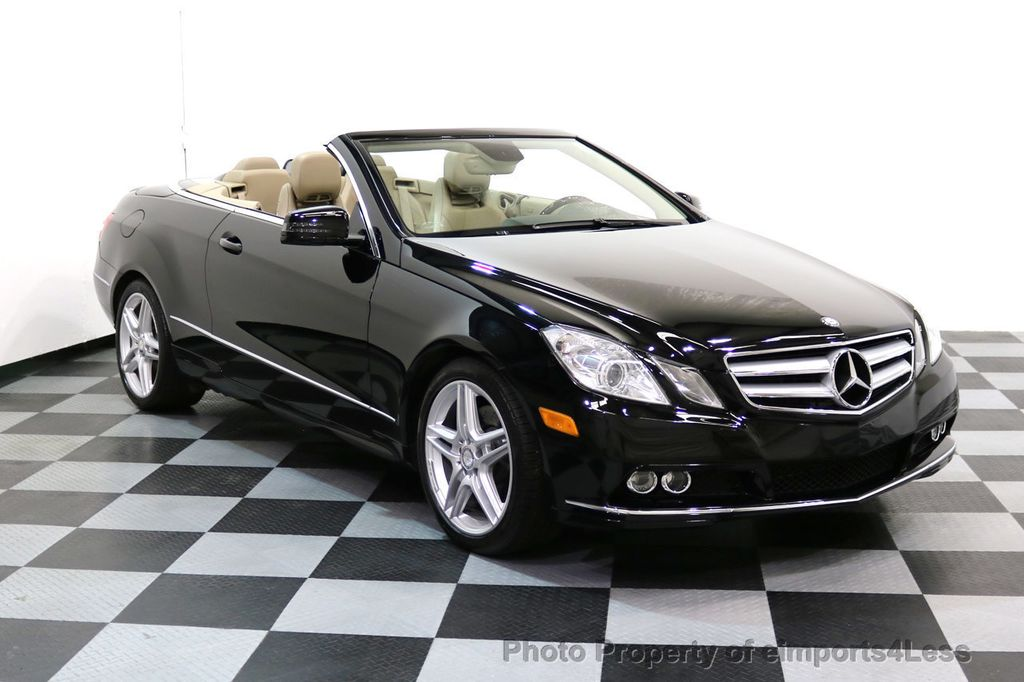 2011 Mercedes-Benz E-Class CERTIFIED E350 AMG Sport Package CAMERA NAVI - 17365777 - 43