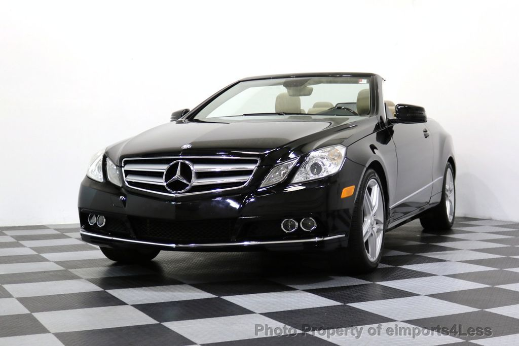2011 Mercedes-Benz E-Class CERTIFIED E350 AMG Sport Package CAMERA NAVI - 17365777 - 46