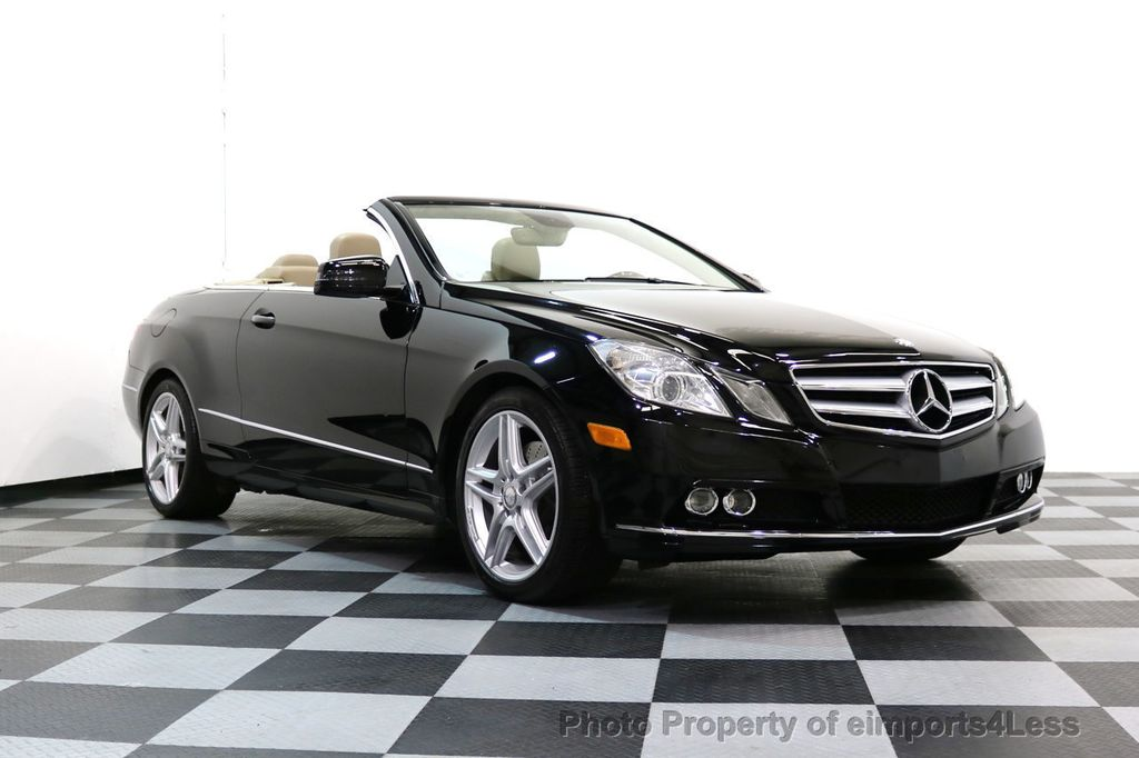2011 Mercedes-Benz E-Class CERTIFIED E350 AMG Sport Package CAMERA NAVI - 17365777 - 49