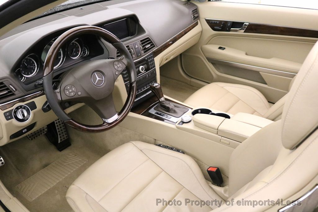 2011 Mercedes-Benz E-Class CERTIFIED E350 AMG Sport Package CAMERA NAVI - 17365777 - 7
