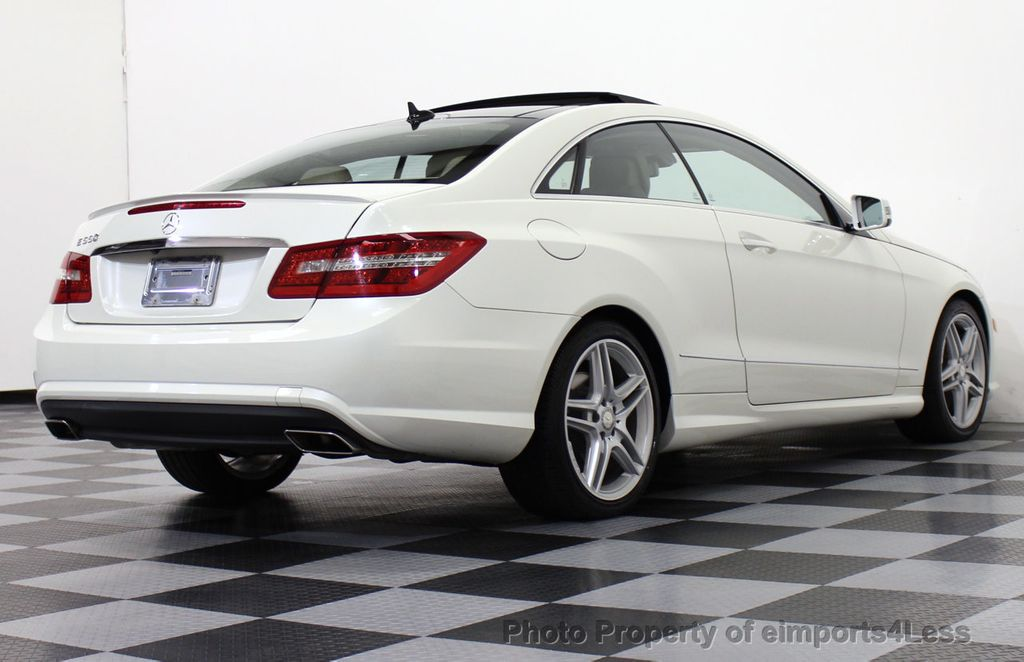 2011 used mercedes benz certified e550 amg sport coupe for Mercedes benz used car locator