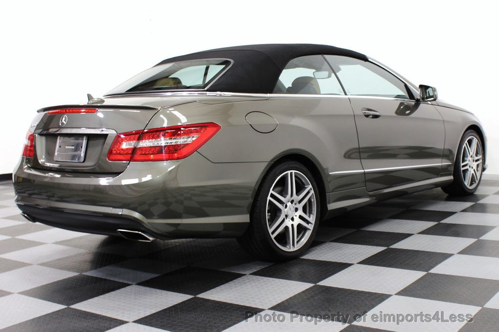 2011 used mercedes benz certified e550 v8 amg sport convertible at eimports4less serving. Black Bedroom Furniture Sets. Home Design Ideas