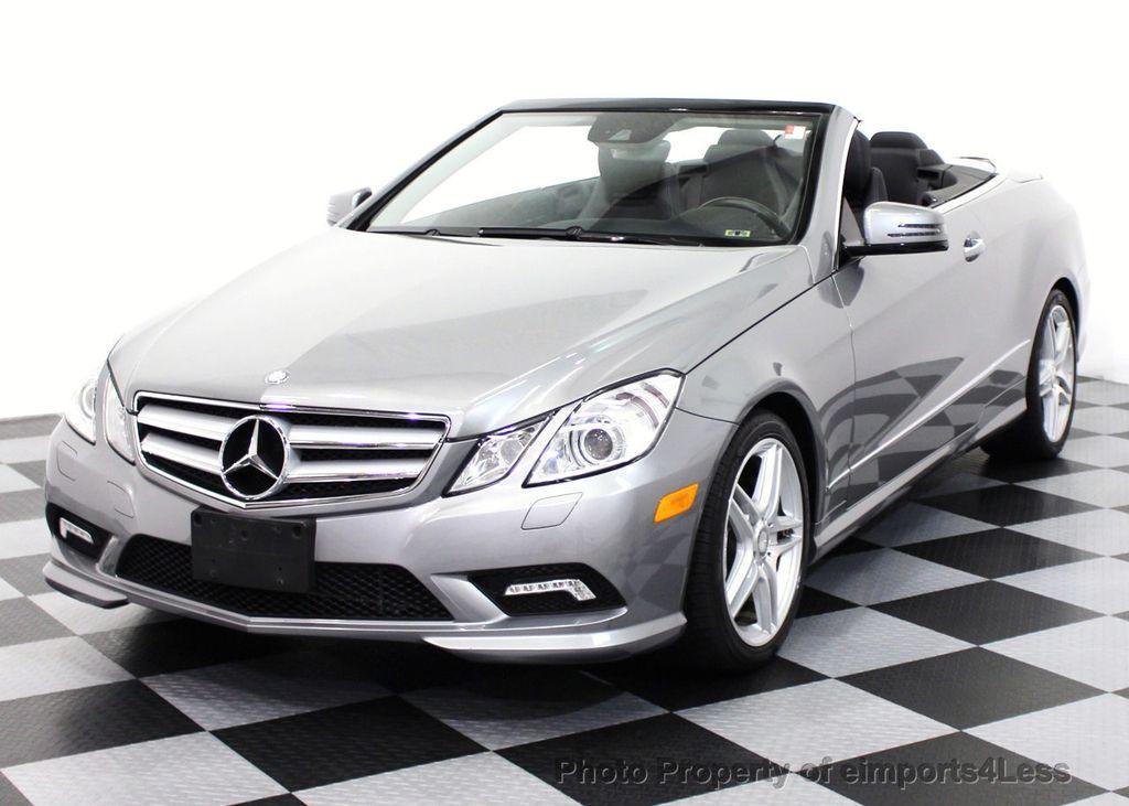 2011 used mercedes benz certified e550 v8 amg sport p2 for Mercedes benz e class 550