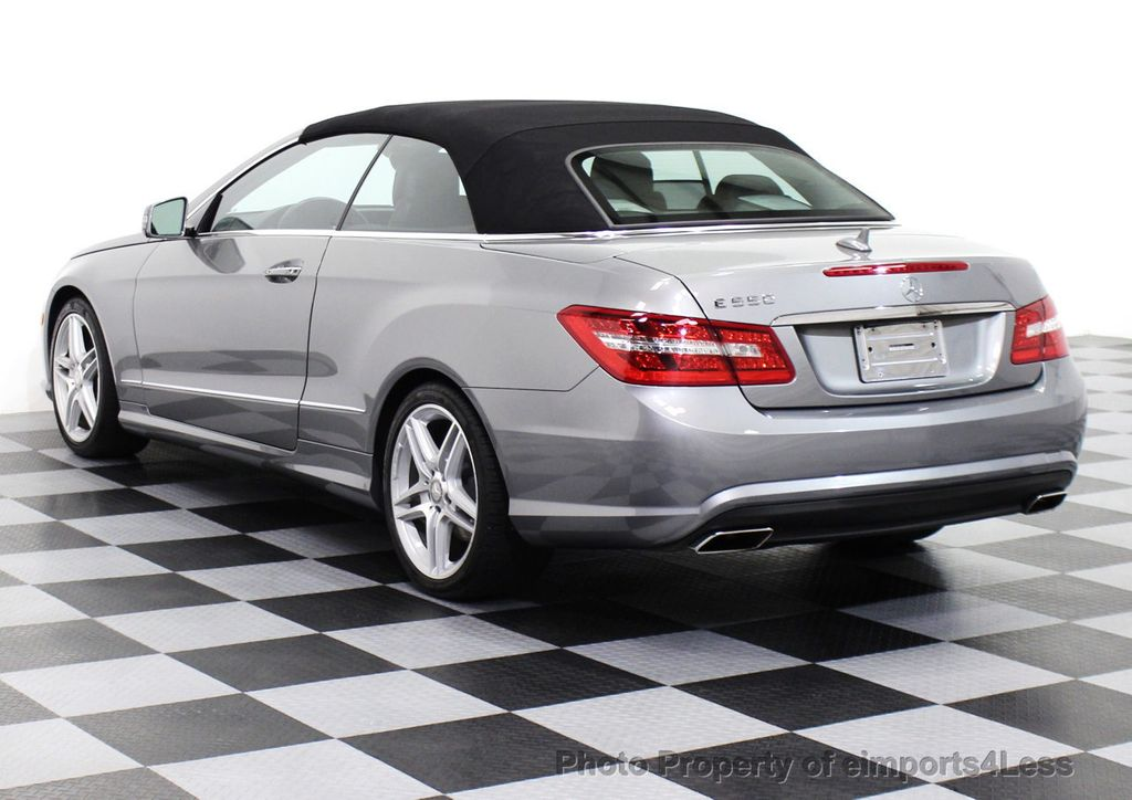 2011 used mercedes benz certified e550 v8 amg sport p2 for Used certified mercedes benz