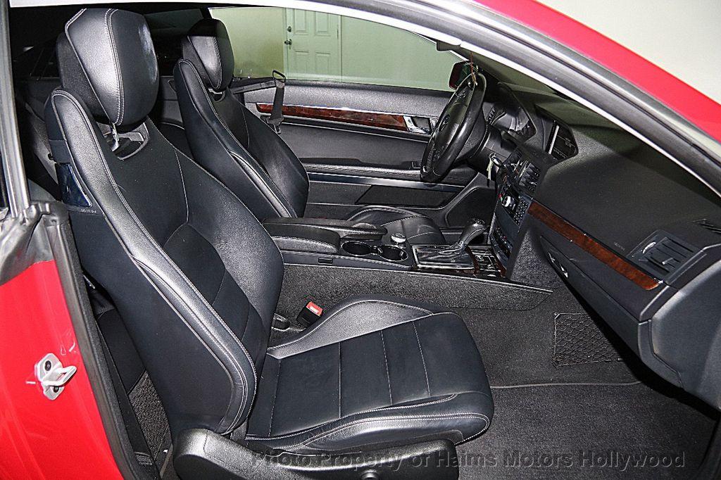 2011 Mercedes-Benz E-Class E 350 2dr Coupe E350 RWD - 17156387 - 10