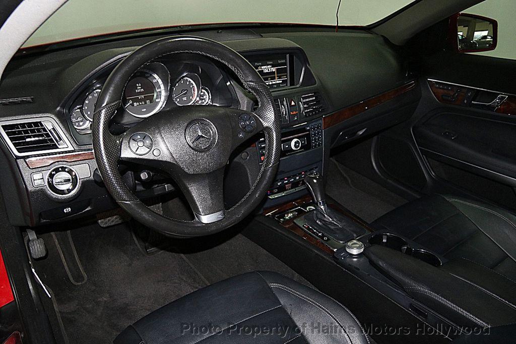 2011 Mercedes-Benz E-Class E 350 2dr Coupe E350 RWD - 17156387 - 15