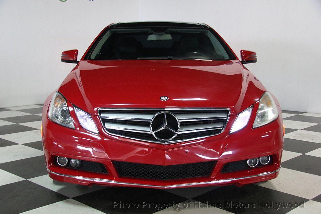 2011 Mercedes-Benz E-Class E 350 2dr Coupe E350 RWD - 17156387 - 2