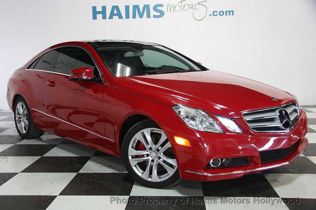 2011 used mercedes benz e class e 350 2dr coupe e350 rwd. Black Bedroom Furniture Sets. Home Design Ideas