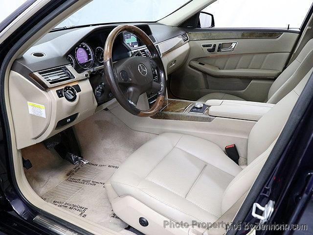2011 Mercedes-Benz E-Class E 350 4dr Sedan E350 Sport 4MATIC - 18308266 - 9