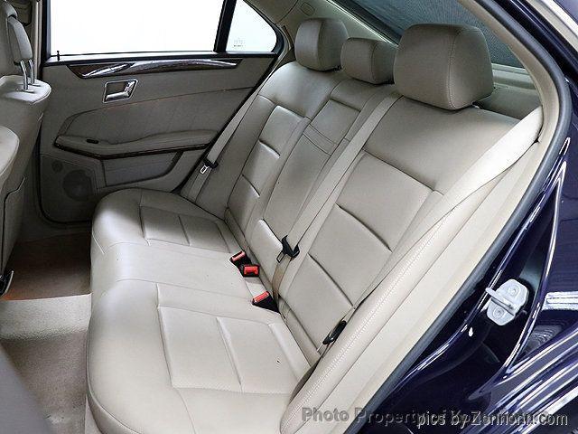 2011 Mercedes-Benz E-Class E 350 4dr Sedan E350 Sport 4MATIC - 18308266 - 10