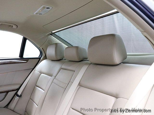 2011 Mercedes-Benz E-Class E 350 4dr Sedan E350 Sport 4MATIC - 18308266 - 11