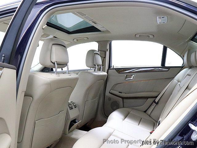 2011 Mercedes-Benz E-Class E 350 4dr Sedan E350 Sport 4MATIC - 18308266 - 12