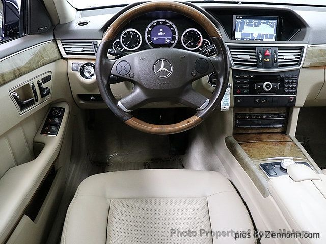 2011 Mercedes-Benz E-Class E 350 4dr Sedan E350 Sport 4MATIC - 18308266 - 13