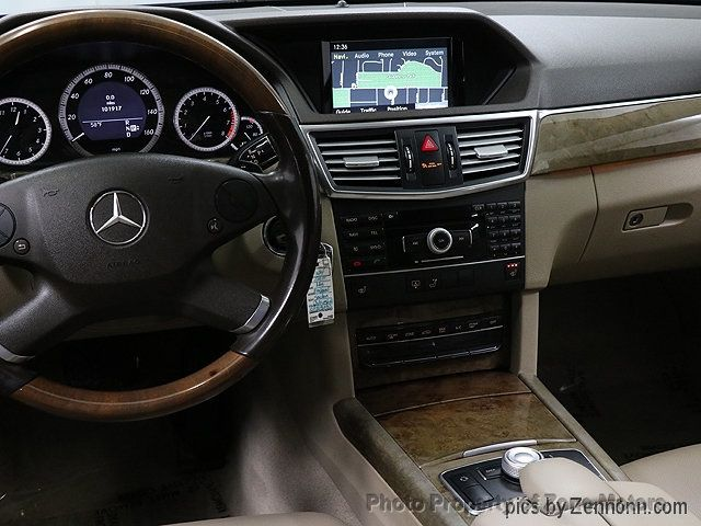 2011 Mercedes-Benz E-Class E 350 4dr Sedan E350 Sport 4MATIC - 18308266 - 14