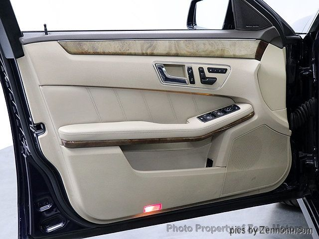 2011 Mercedes-Benz E-Class E 350 4dr Sedan E350 Sport 4MATIC - 18308266 - 22