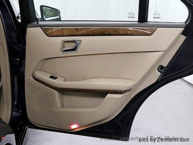 2011 Mercedes-Benz E-Class E 350 4dr Sedan E350 Sport 4MATIC - 18308266 - 27