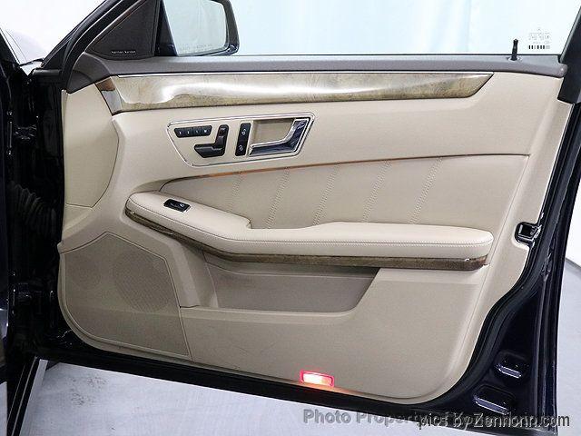 2011 Mercedes-Benz E-Class E 350 4dr Sedan E350 Sport 4MATIC - 18308266 - 29