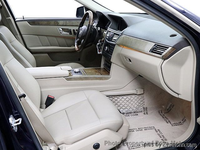 2011 Mercedes-Benz E-Class E 350 4dr Sedan E350 Sport 4MATIC - 18308266 - 31