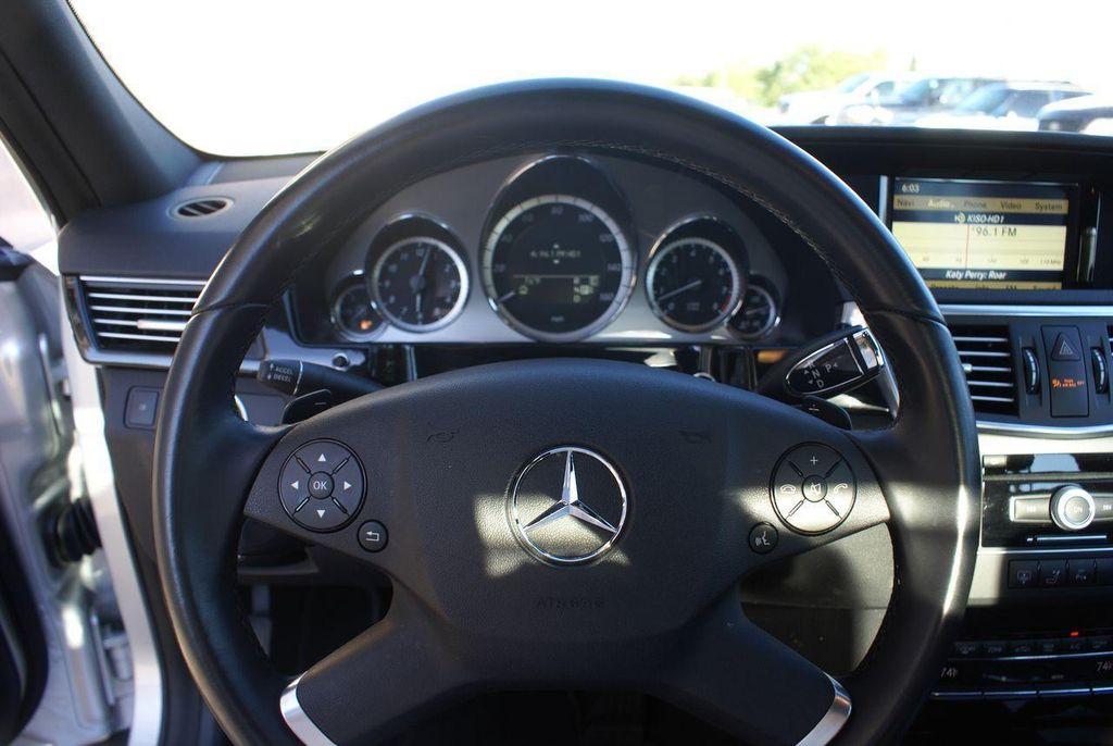 2011 Mercedes-Benz E-Class E350 4MATIC - 11086159 - 12