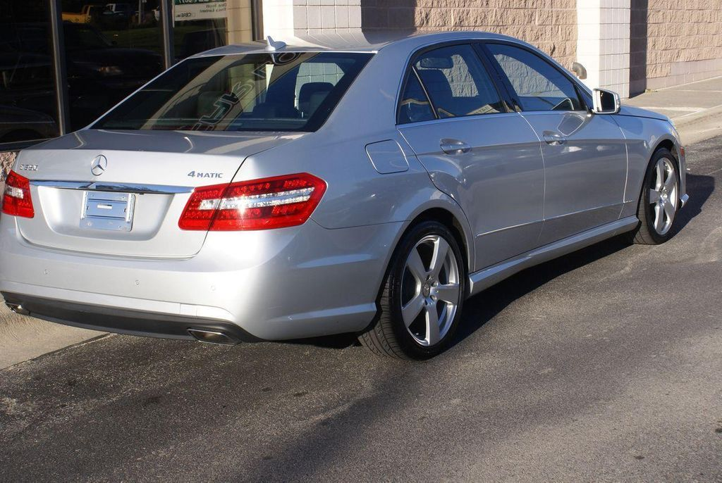 2011 used mercedes benz e class e350 4matic at the for Mercedes benz omaha