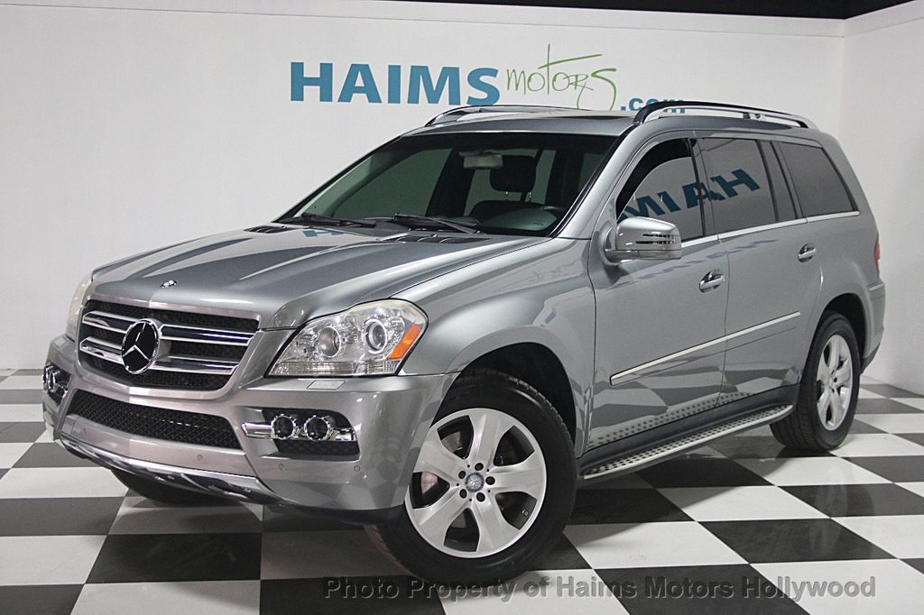 2011 used mercedes benz gl at haims motors serving fort for Mercedes benz credit card review