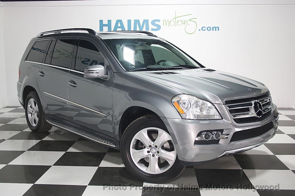 2011 used mercedes benz gl at haims motors serving fort for Used mercedes benz gl
