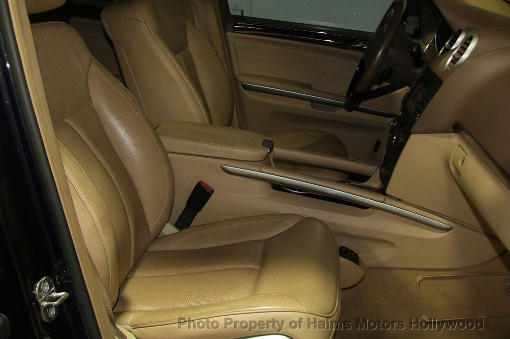 2011 used mercedes benz gl at haims motors hollywood for Mercedes benz gl 2011