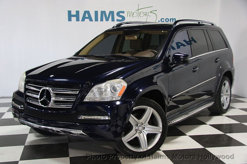 2011 Used Mercedes Benz Gl At Haims Motors Serving Fort