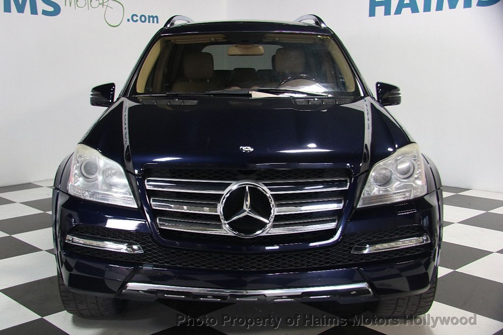 2011 used mercedes benz gl at haims motors serving fort for Used mercedes benz gl550