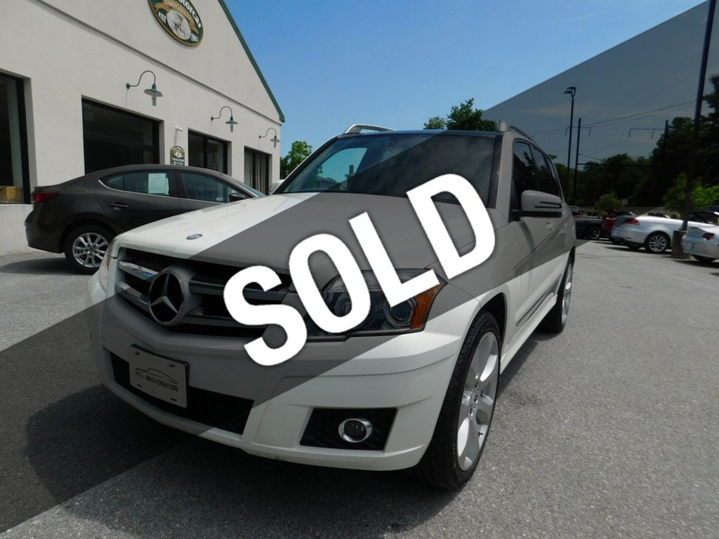 2011 Used Mercedes-Benz GLK GLK350 4MATIC at HG Motorcar Corporation  Serving Downingtown, PA, IID 18941591