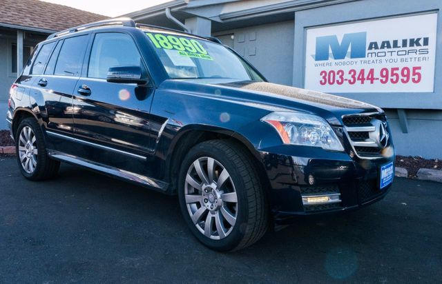 2011 Mercedes-Benz GLK GLK 350 4MATIC 4dr 350 - 16740750 - 0