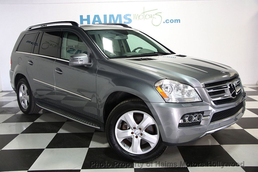 2011 Used Mercedes Benz Gl Class 4matic 4dr Gl 450 At