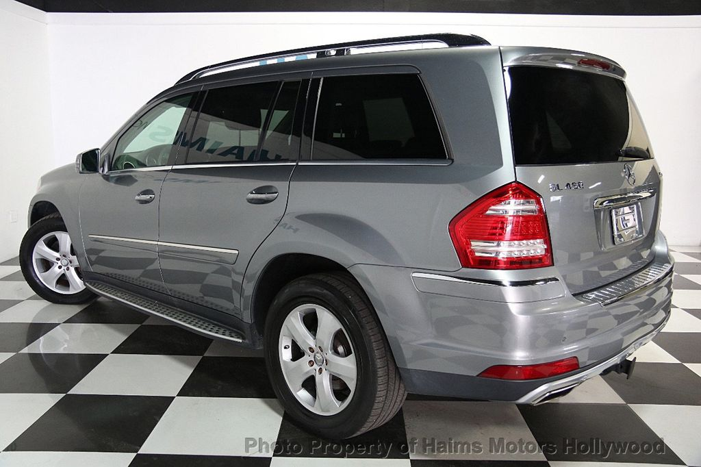 2011 used mercedes benz gl class 4matic 4dr gl 450 at for Mercedes benz hollywood