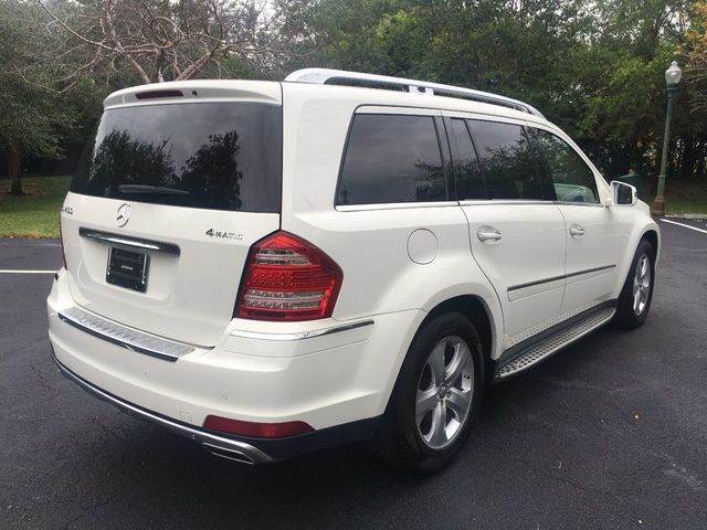 2011 Mercedes-Benz GL-Class 4MATIC 4dr GL450 - Click to see full-size photo viewer