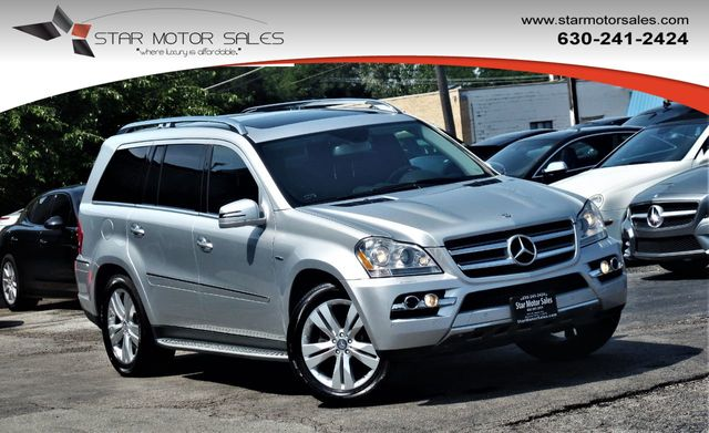 2011 Mercedes-Benz GL-Class GL 350 4MATIC 4dr GL350 BlueTEC - Click to see full-size photo viewer