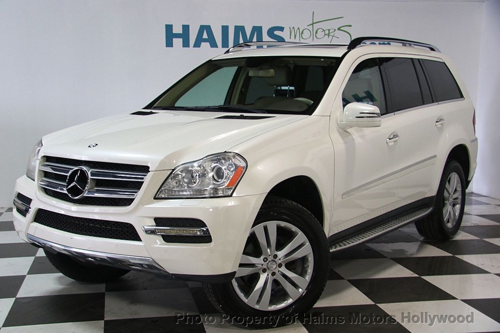 2011 Used Mercedes Benz Gl Class Gl450 4matic At Haims