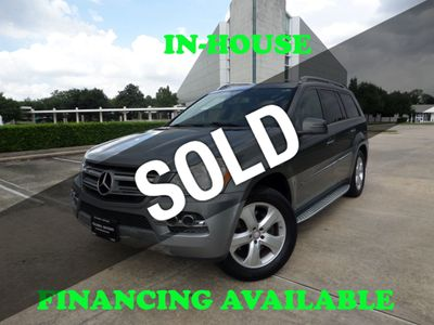 2011 Mercedes-Benz GL-Class GL450 4MATIC - Click to see full-size photo viewer
