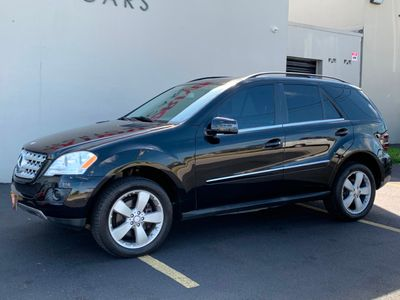 2011 Mercedes-Benz M-Class ML 350 4MATIC 4dr ML350 SUV