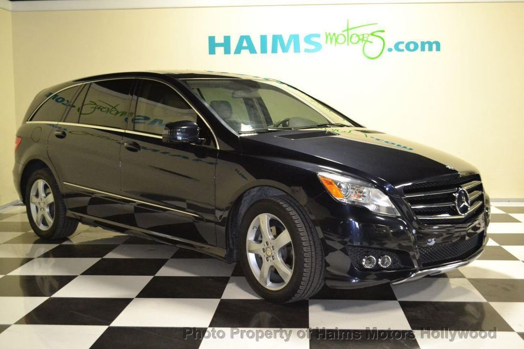 2011 used mercedes benz r class 4matic 4dr r350 at haims for Mercedes benz r350 4matic