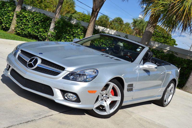 2011 Mercedes-Benz SL-Class 2dr Roadster SL 550 - 18224720 - 1