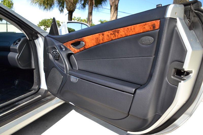2011 Mercedes-Benz SL-Class 2dr Roadster SL 550 - 18224720 - 23