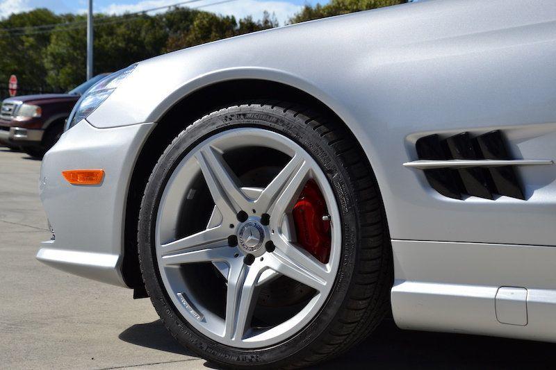 2011 Mercedes-Benz SL-Class 2dr Roadster SL 550 - 18224720 - 8
