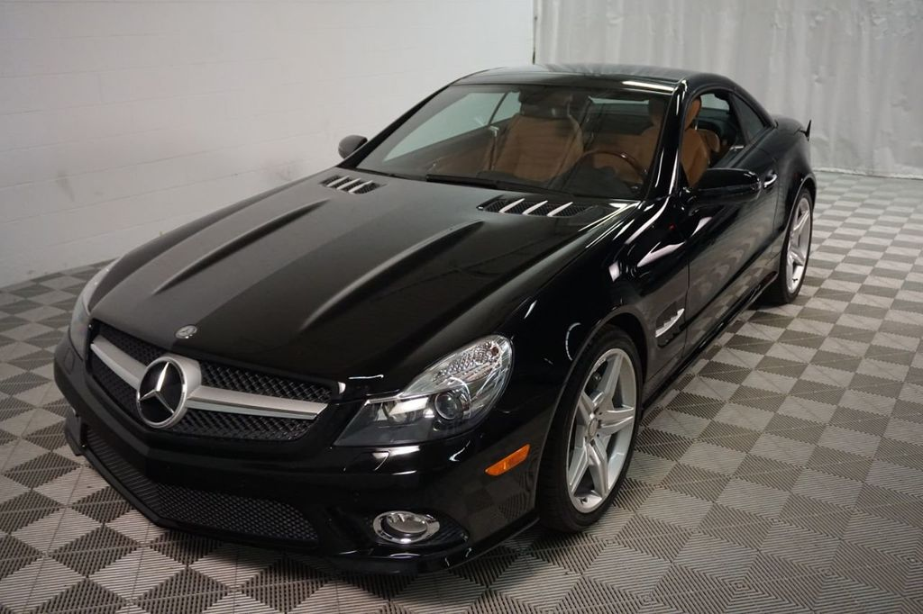 2011 Used Mercedes-Benz SL-Class SL 550 2dr Roadster SL550 ...