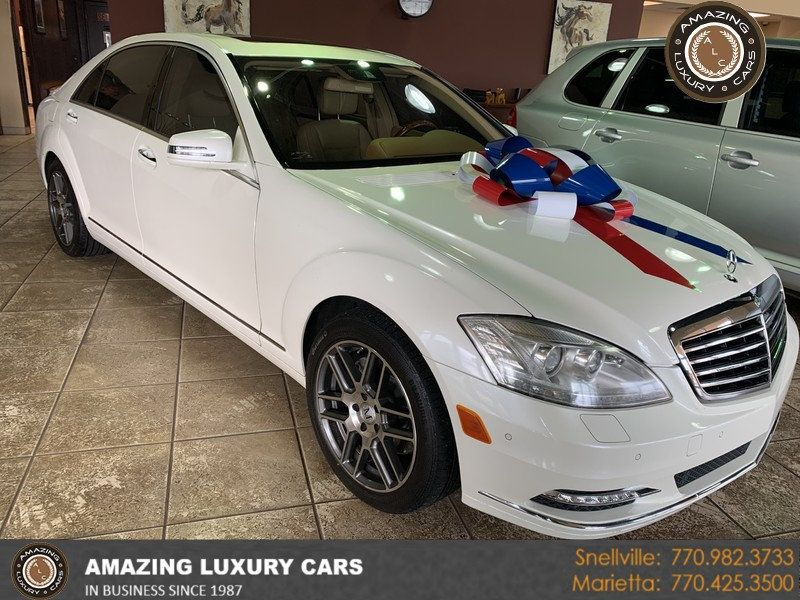 2011 Mercedes-Benz S-Class 4dr Sedan S 550 RWD - 19607843 - 0