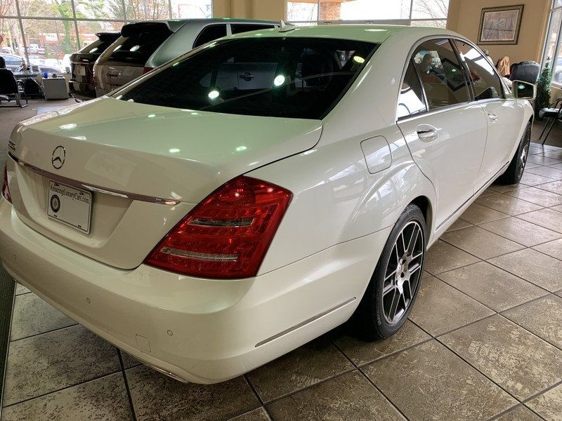 2011 Mercedes-Benz S-Class 4dr Sedan S 550 RWD - 19607843 - 10