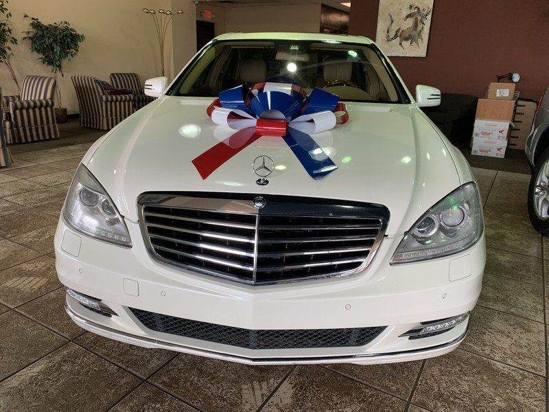 2011 Mercedes-Benz S-Class 4dr Sedan S 550 RWD - 19607843 - 2