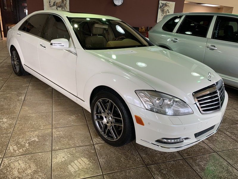 2011 Mercedes-Benz S-Class 4dr Sedan S 550 RWD - 19607843 - 55